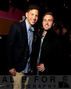 DJ Royale and Chris Sciolla