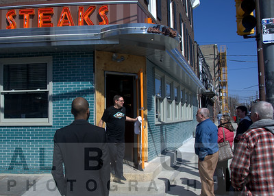 Apr 1, 2015 Ribbon Cutting, Opening Joe's Steaks + Soda Shop in Fishtown!
