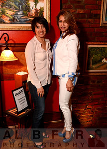 Sonia Mosquera and Suraya Athie
