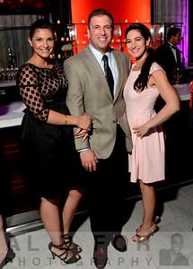 Jaclyn Bharucha with Alyssa and Yoni Shwartz (CBS RADIO, Acct Exe)