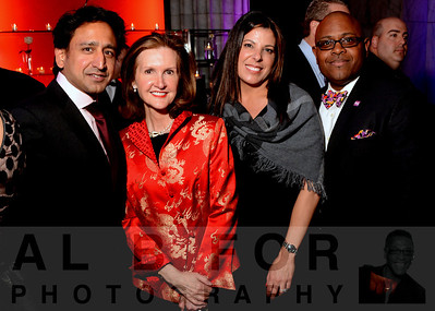 Neil H. Shah, Nancy Gilboy, Stephanie Esposito (HHM, VP of National Sales) and Yuhnis Sydnor, CTIS (Ride The Ducks, Sales Manager)