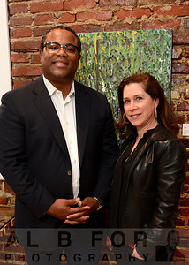 Apr 5, 2014 The Bazemore Gallery ~ Justin Y Exhibit Opening Night