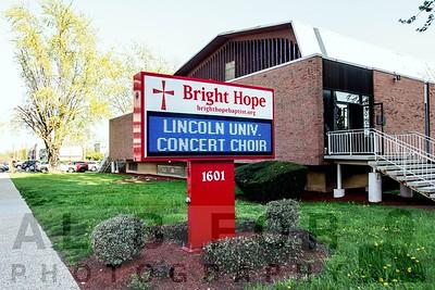 April 28, 2018 The Late Edwin Hawkins- Bright Hope Baptist Church