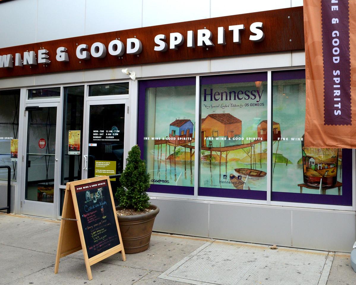 Signing / Wine & Good Spirits