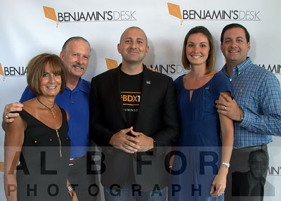 Aug 3, 2016 Benjamin's Desk Grand Opening