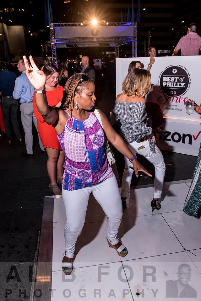 Aug 3, 2017 Philadelphia magazine's Best of Philly Soiree
