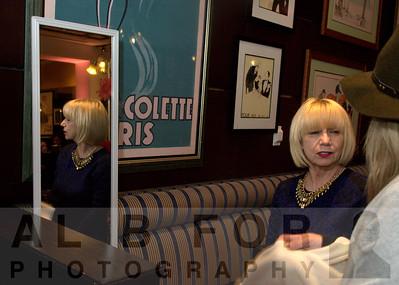 Dec 14, 2014 High-Tea High Fashion, Sofitel, Nicole Miller 20th Anniversary
