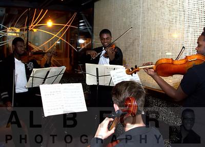 Dec 2, 2014 Project 440 Launch Party ~ Principal Bass, Joseph Conyers