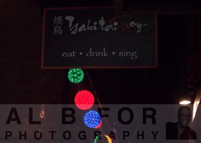 Dec 2, 2015 Yakitori Boy's 8th Year Anniversary Party