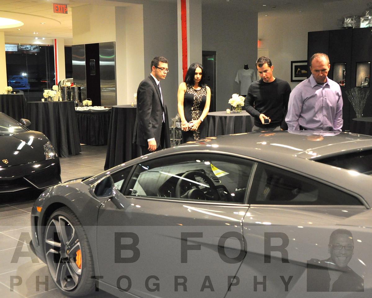 FC Kerbeck Premium Brand Division.  Clients viewing the  2013 Lamborghini Gallardo LP 560-4 Coupe