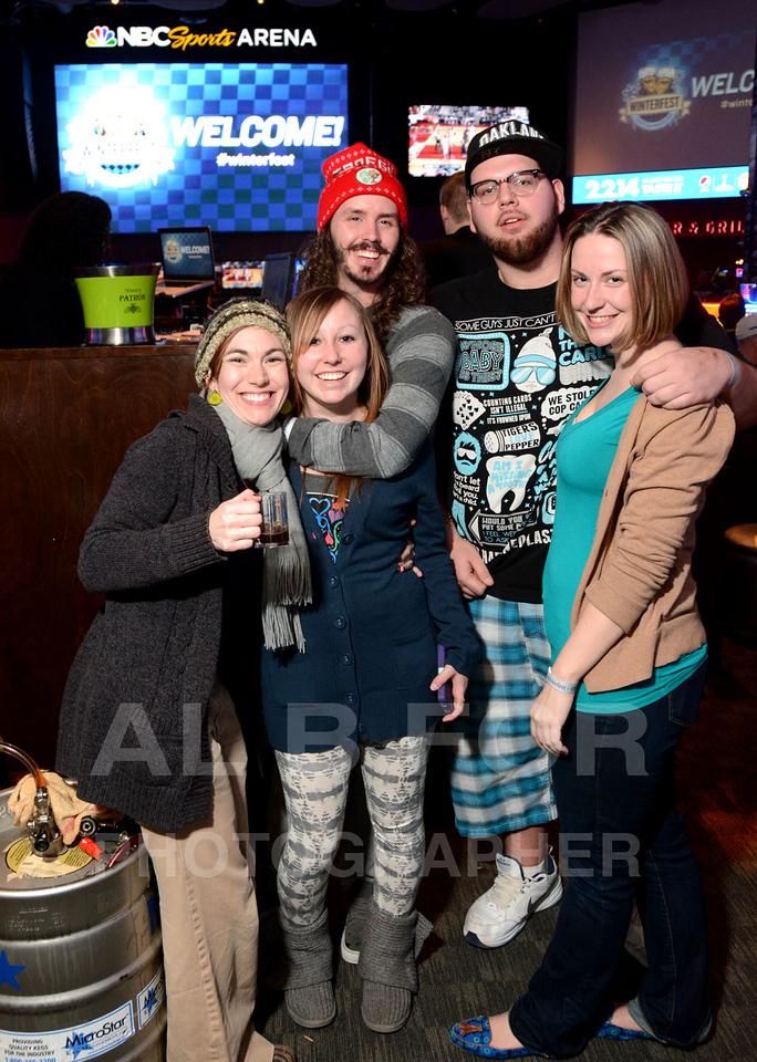 Feb 1, 2014 Winterfest 2014 - Victory Beer Hall