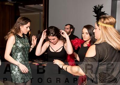 Feb 23, 2017 5th annual Glamsino Royale