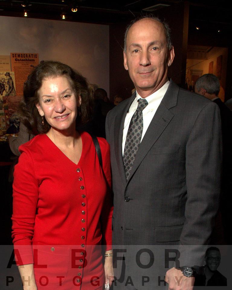 Barbara Hall (UGI Energy Services) and husband Bradley C. Hall (UGI Energy Services, President)