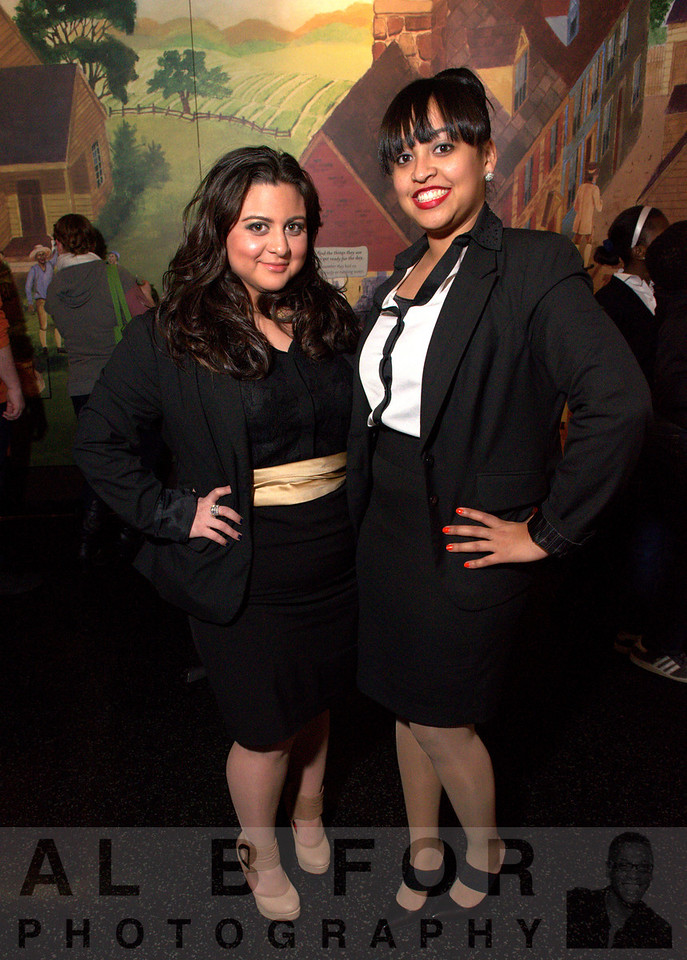 Maria Cabrera and Erica Acosta (Wilkes University, Associate Director for Diversity Initiative, Center for Global Education and Diversity )