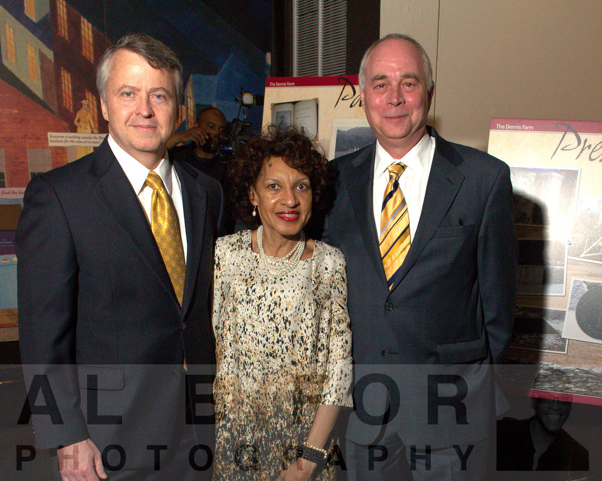 Phil Stalnaker (Cabot Oil and Gas Corporation), Jeff Keim (Cabot Oil and Gas Corporation) and Denise Dennis