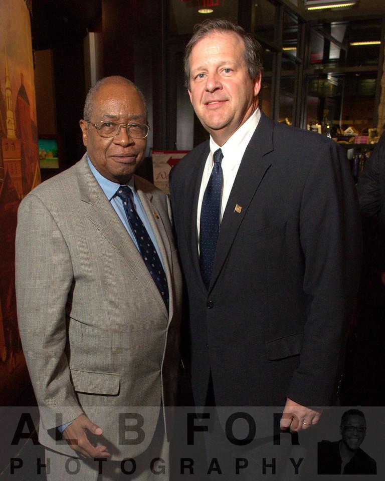 Garland Thompson and Dave Spigelmyer (Chesapeake)