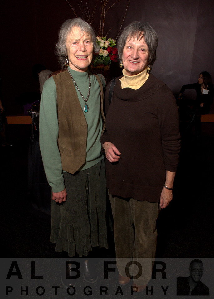 Sandra Folzer (Environmentalist) and Rebecca Yamin PH.D. (Jistorical Archaeologist)