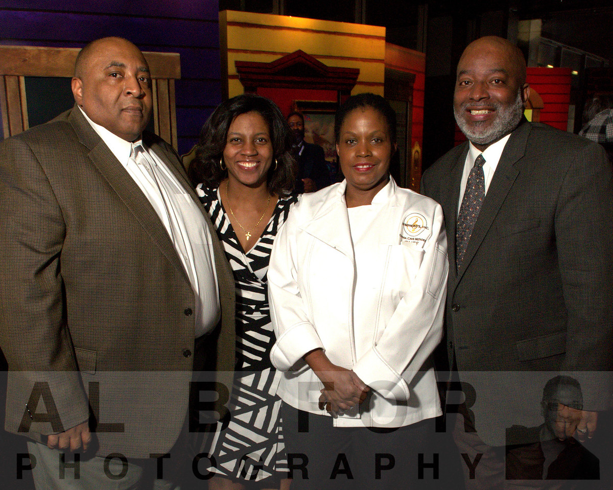 Kevin Price (Delaware River Port Authority), Timika Lane (Candidate Elect for Judge Court of Common Pleas), Cynthia Cave McFadden and Steven Scott Bradley (President/CEO Bradley and Bradley Associates, Inc.)