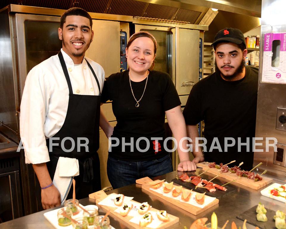Jan 15, 2014 Red Owl Tavern Meet Chef Jorge Chicas