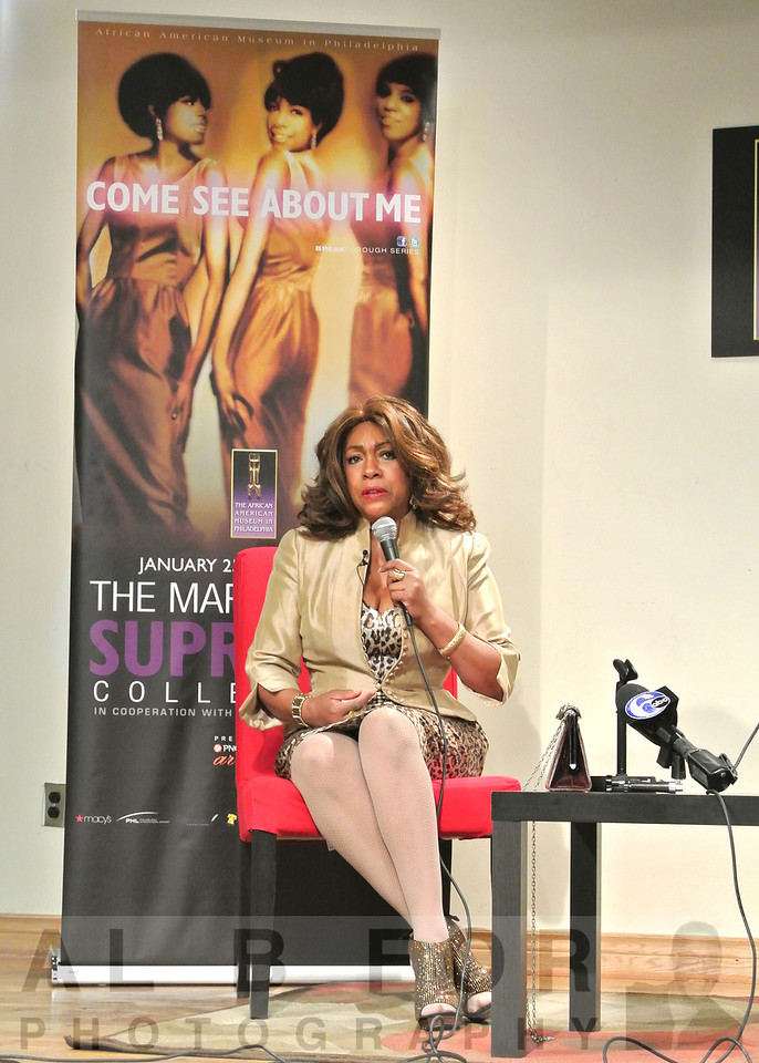 Jan 24, 2013 Come See About Me – The Mary Wilson Collection