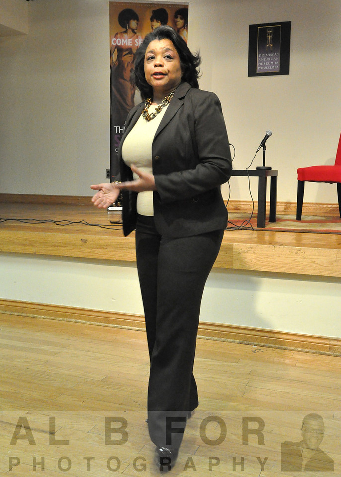 AAMP President and CEO Patricia Wilson Aden