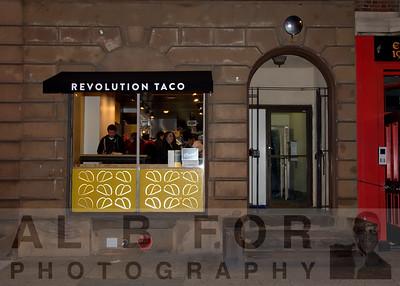 Jan 7, 2015 Media-VIP Private Open House for Revolution Taco