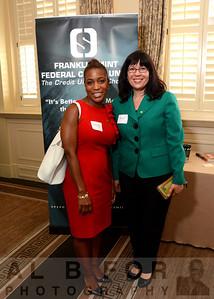 Kimberly Goodman (TD, VP Sr. Relationship Mgr) and Maria Aldrete (Dir, Foreign Exchange Sales)