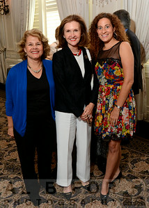 Beth Cohen (Dir. Global Emerging Growth Services, GreenbergTraurig), Nancy Gilboy (Citizen Dipolmacy International) and Jane Rosenberg (British American Business Council)
