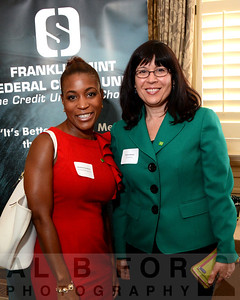 Kimberly Goodman and Maria Aldrete