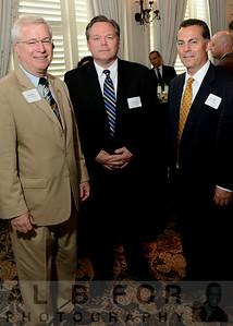 John Rigaut (STR & Assoiciates, LLC), Jim C. Lawson (ParenteBeard LLC) and Greg Biles (ParenteBeard)