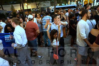 July-27, 2016- 20's Something Watch Party on Market Street