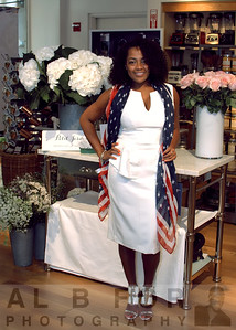 July 27, 2016 Diner En Blanc Pop Up Shop