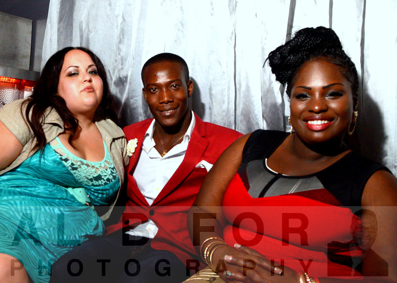 July 31, 2013 Fire & Ice, Philly Fashion Expo Mixer Party