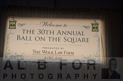 The 30th Annual Ball On The Square