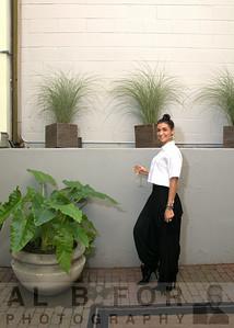 Associate Taylor Adami (Jonya Wantanabe pants and Vic Mate shoes)