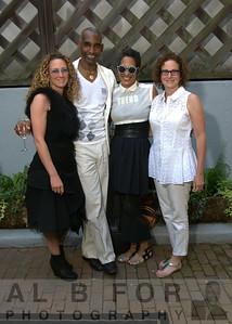 Ellen Shepp, Ed Covington, Geri Covington and Susan Shepp Rush