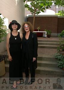 Lana Yang and Joan Shepp