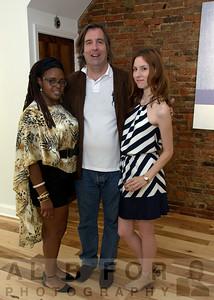 Trisha Williams, Pierre and Victoria Wright (Victoriawrightdesigns.com)