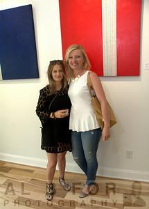 Kathy Kucharska and Anya Payne