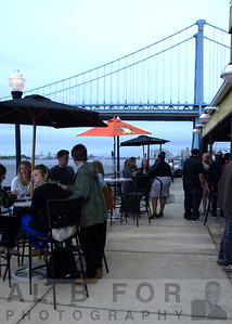 Jun 4, 2015 Dave & Buster's Philadelphia Dockside Bar Relaunch & Mural Unveiling