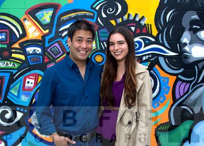 Jun 4, 2015 Dave & Buster's Philadelphia Dockside Bar Relaunch & Mural Unveiling