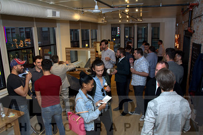 Jun 4, 2015 SALON @Duross & Langel Opening