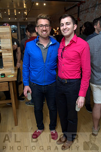 Jun 4, 2015 SALON @Duross & Langel Opening