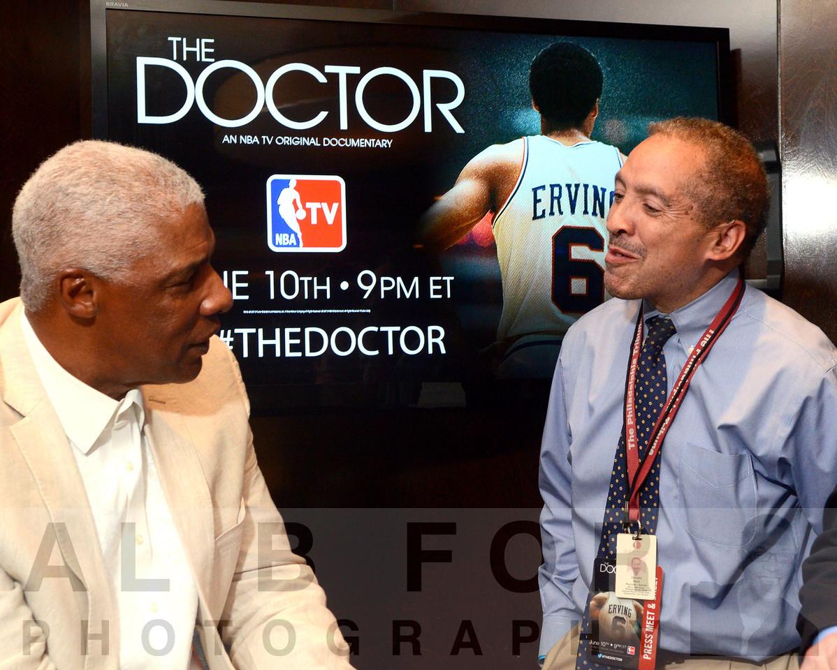 Donald Hunt (Sports Writer, The Philadelphia Tribune)