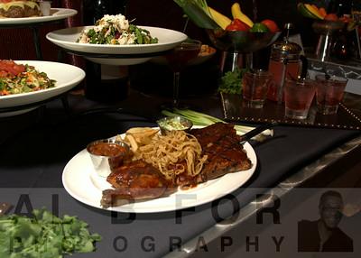 June 24, 2014 Hard Rock Cafe, Media tasting event