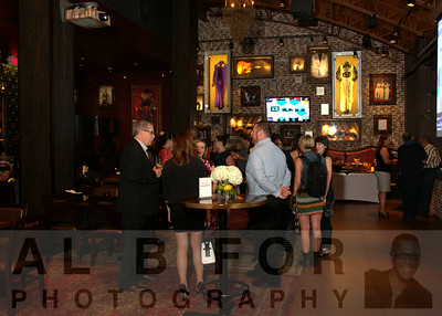 June 24, 2014 Hard Rock Cafe, Media tasting event