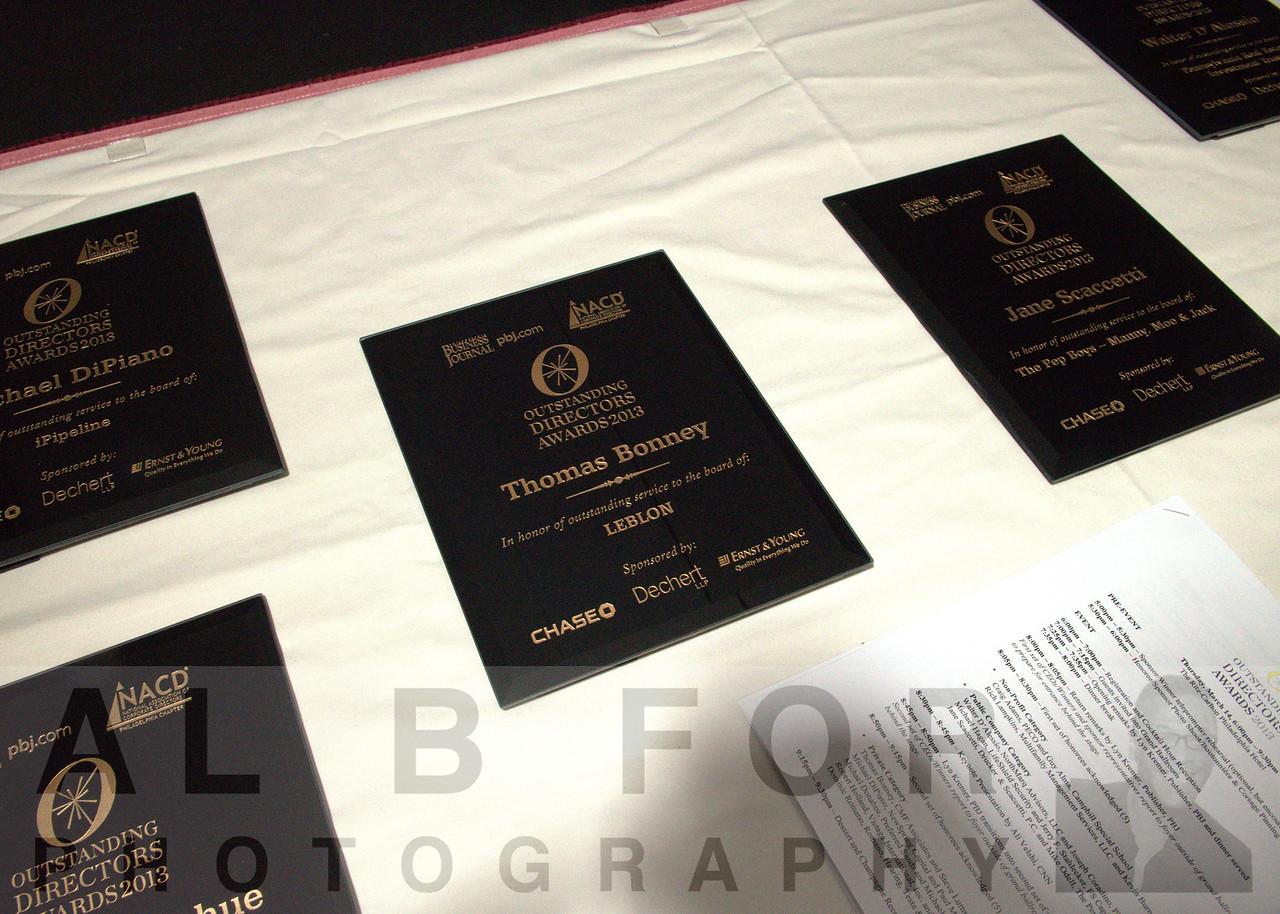 Mar 14, 2013 Inaugural Outstanding Director Awards