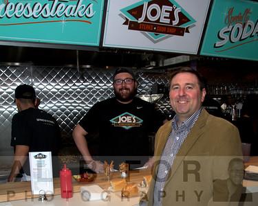 Mar 31, 2015 Joe's Steak + Soda Shop Grand Opening Preview
