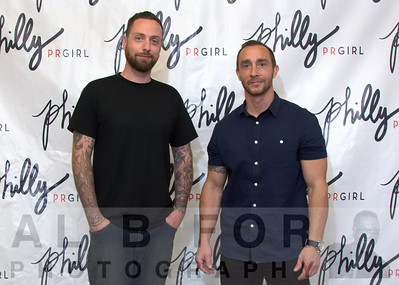 May 12, 2016 Philly PR Girl office party