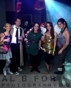 Nov 1, 2014 9th Annual Vampires + Vixens